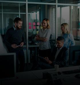 Empleo empresa de tecnología Microsoft ventas administracion